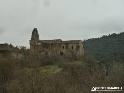 Salto del Nervión - Salinas de Añana - Parque Natural de Valderejo;pedriza rutas siete picos madri